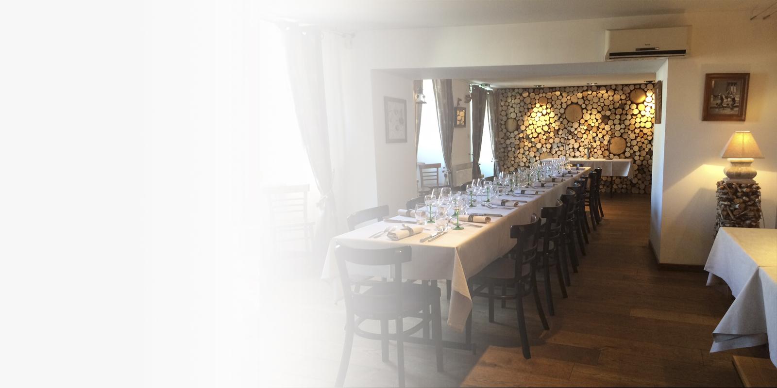 Le Restaurant La Table De Louise Hasbsheim